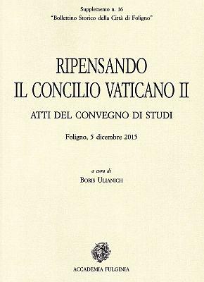 Ripensando il Concilio Vaticano II