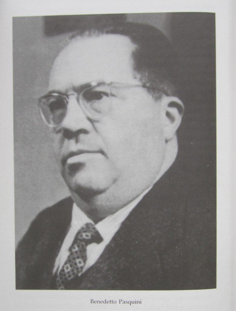 Benedetto Pasquini